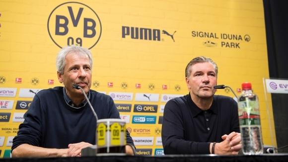 "Борусия Дортмунд подписа нов спонсорски договор със спортния гигант ""Пума"""