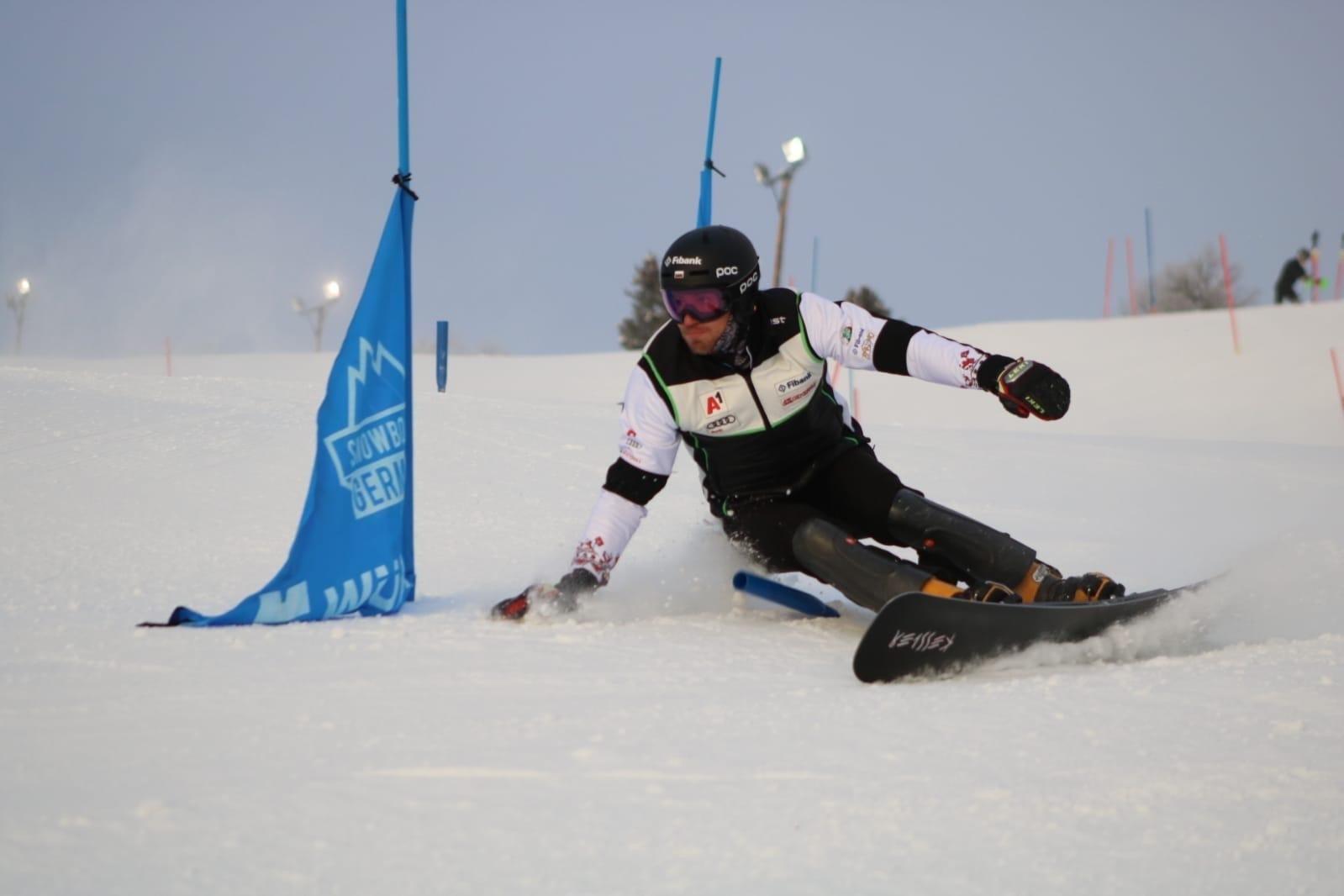 Най-добрият български сноубордист Радослав Янков провежда в момента последния си