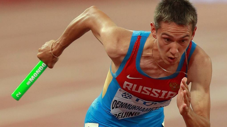 Временното наказание на руския атлет Артьом Денмухаметов беше отменено от