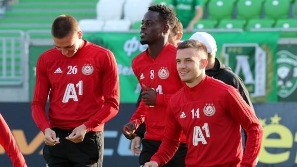 Нападателят на ЦСКА-София Едвин Джеси е пред трансфер в норвежкия