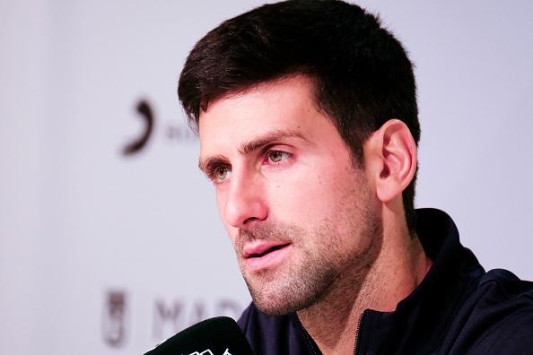 Сръбската звезда на тениса Новак Джокович смята, че турнирите за