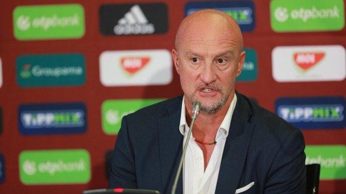 Селекционерът на националния отбор на Унгария Марко Роси даде кратък