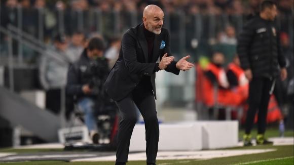 Наставникът на Милан Стефано Пиоли се надява отборът му да