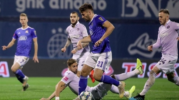 Голямото дерби на Хърватия между Динамо (Загреб) и Хайдук (Сплит)