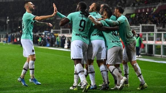 Отборът на Интер постигна убедителна победа с 3:0 като гост