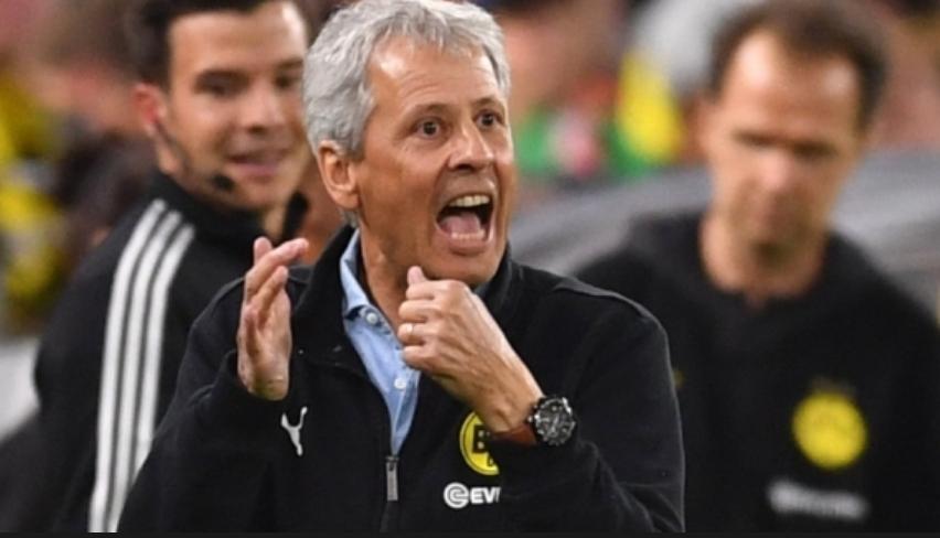 Люсиен Фавр остава старши треньор на Борусия (Дортмунд) поне още