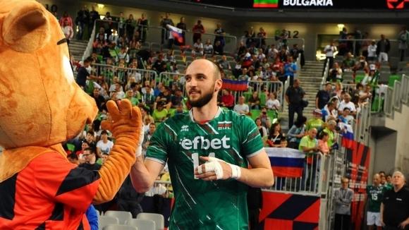 """Волейболният ни национал Теодор Тодоров гостува в предаването """"Код Спорт"""""""