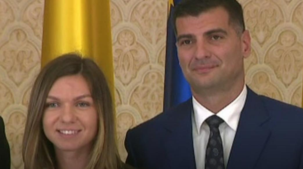 28-годишната румънска тенисистка Симона Халеп ще сключи брак с 40-годишния