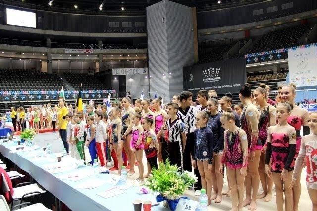 Снимка: Гимнастици от девет държави идват на Дунавска перла в Русе