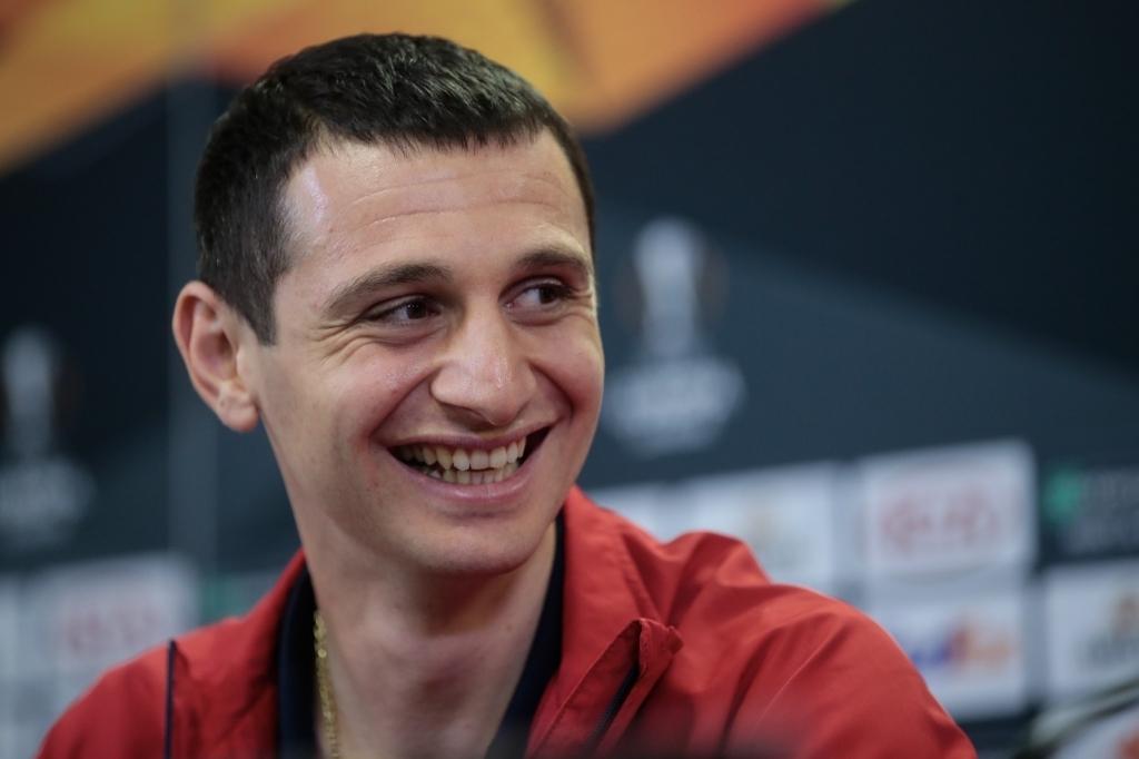 Един от основните футболисти на ЦСКА (Москва) Алан Дзагоев е