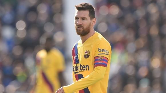 Суперзвездата на Барселона Лионел Меси тази вечер ще запише своя