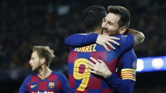 Вече са ясни стартовите състави на Барселона и Борусия (Дортмунд),