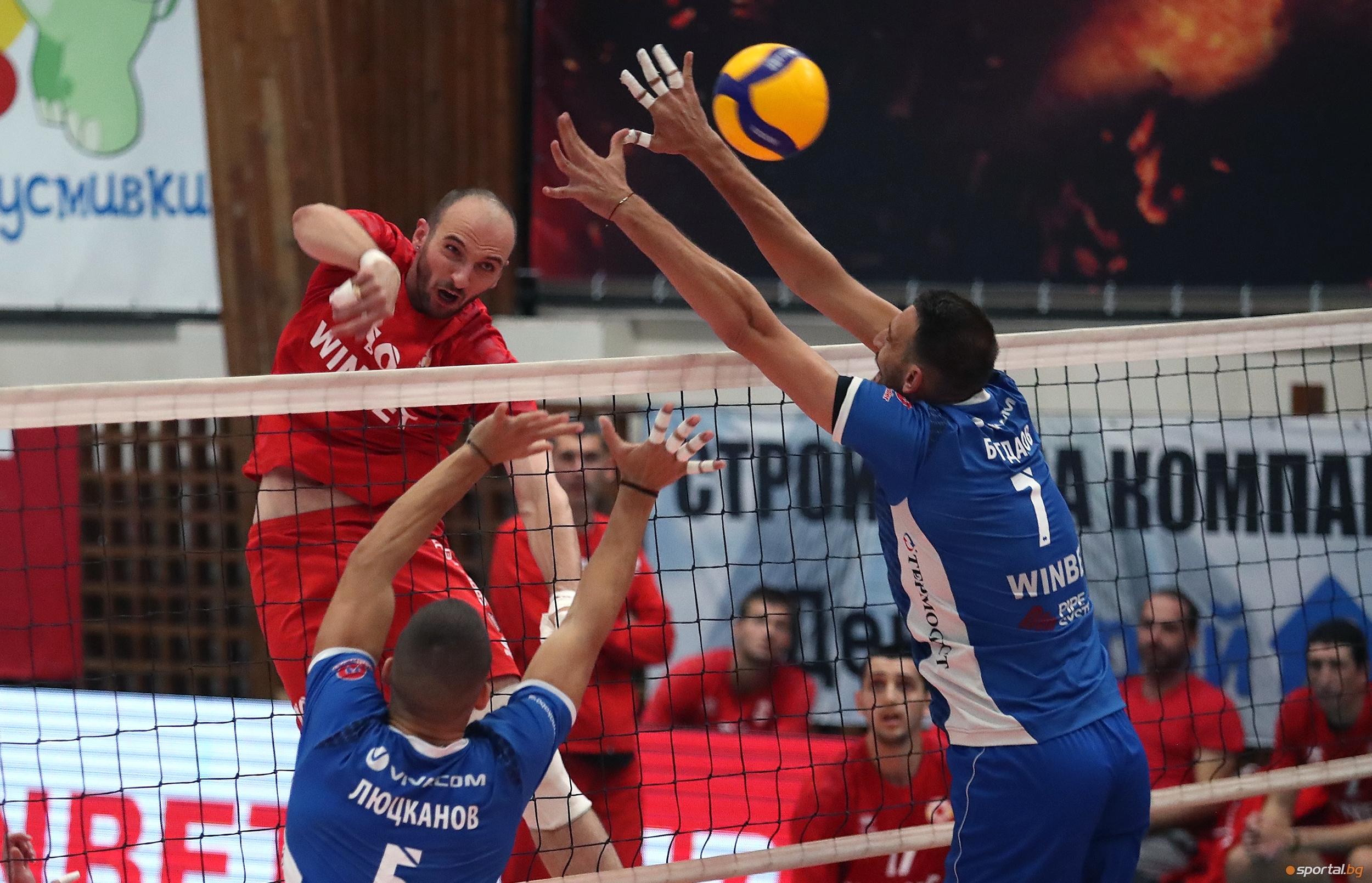 Левски срещу ЦСКА е дербито на трети кръг в турнира