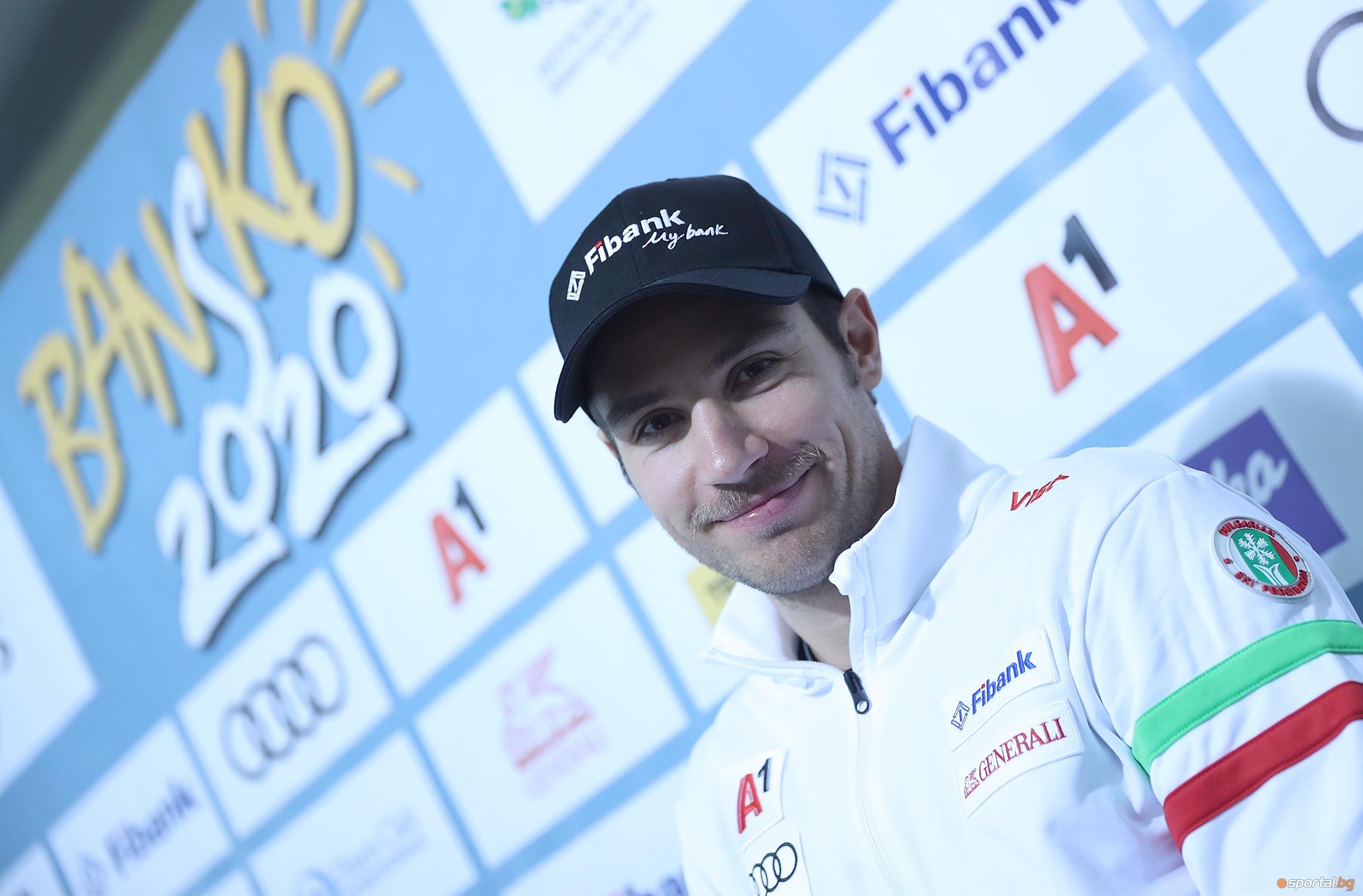 Най-добрият български сноубордист Радослав Янков е доволен от подготовката си