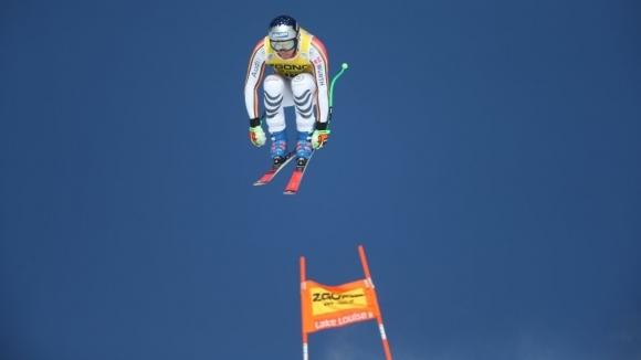 Снимка: Изненадващ победител в първото спускане за сезона в Световната купа