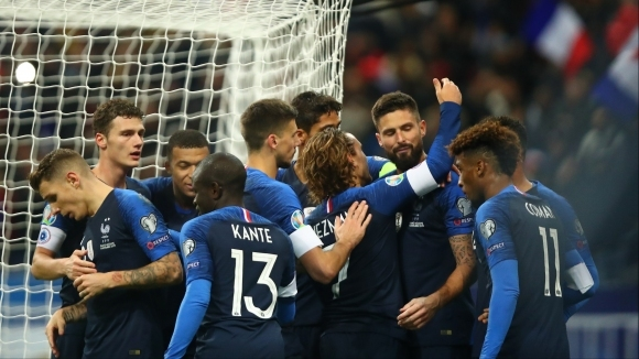 Френският национален отбор по футбол изпитва сериозни трудности в търсенето