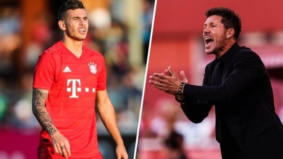 Защитникът на Байерн (Мюнхен) Люка Ернандес даде интервю за Spox,