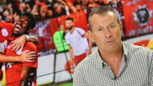Бившият полузащитник, селекционер и изпълнителен директор на ЦСКА Георги Илиев