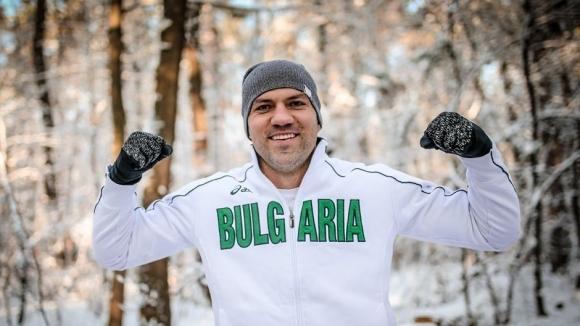 Тервел Пулев направи своята последна тренировка в София, преди да