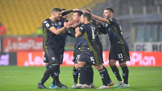Парма стана поредният отбор, който си осигури участие на 1/8-финал