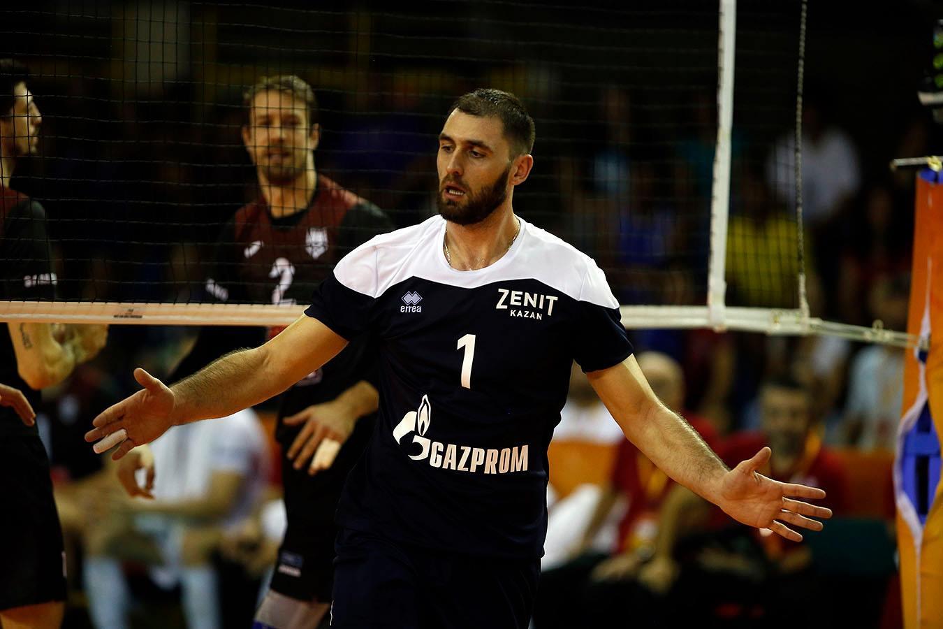 Цветан Соколов и неговият Зенит (Казан) записаха втора победа на
