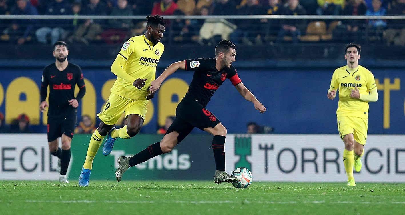 Атлетико Мадрид продължава да пилее точки в Ла Лига. Днес