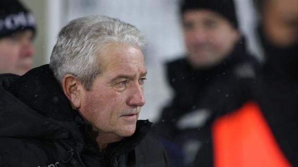 Ферарио Спасов ще подпише договор за година и половина с