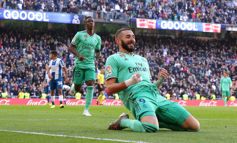 Реал Мадрид посреща Еспаньол в среща от 16-ия кръг на