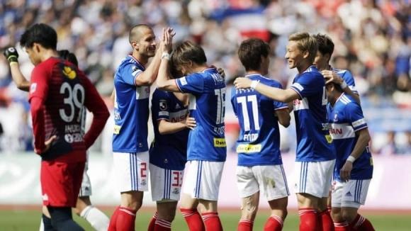 Отборът на Йокохама Ф-Маринос стана шампион на Япония за четвърти
