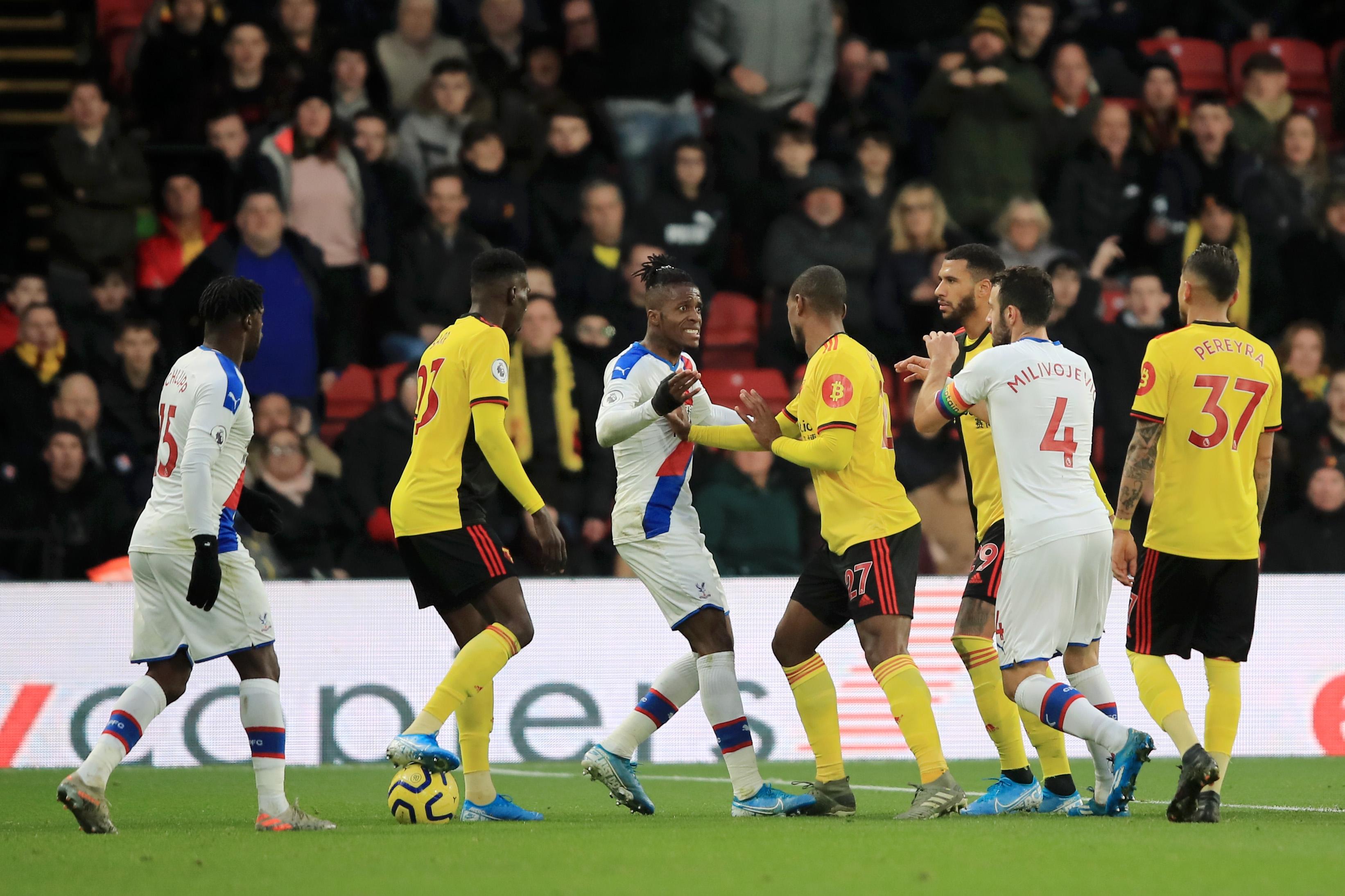 Уотфорд завърши 0:0 в домакинството си на Кристъл Палас в