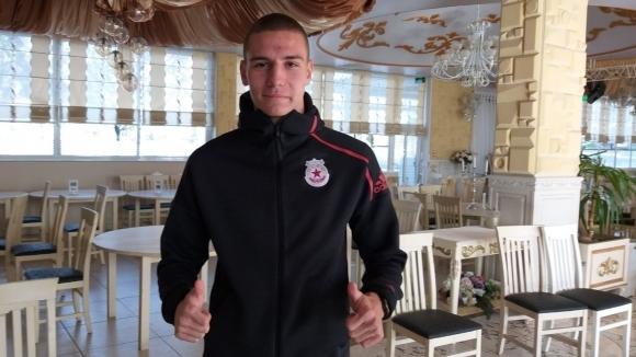 Халфът на ЦСКА-София Валентин Антов прекара два дни в болницата