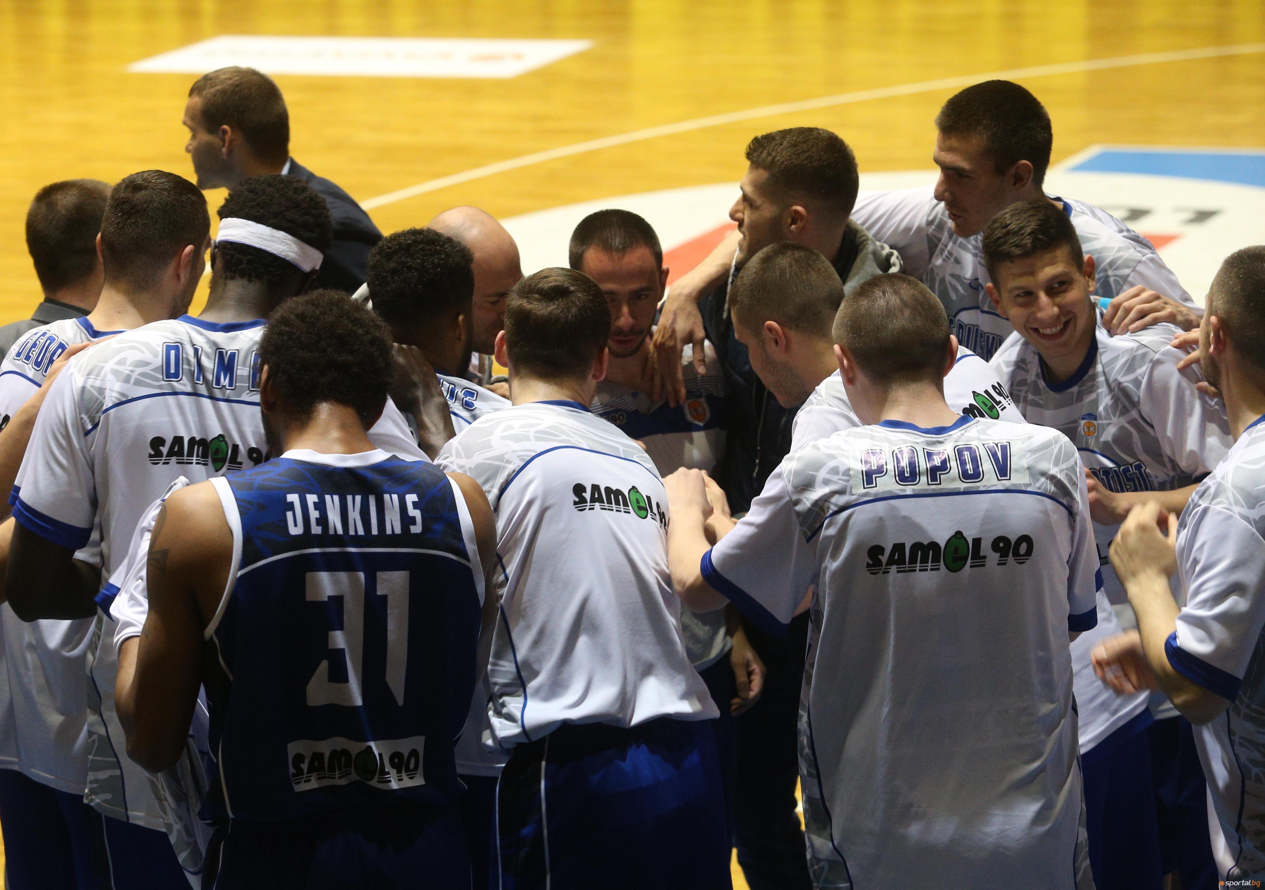 Отборът на Рилски спортист (Самоков) записа поредна победа в редовния