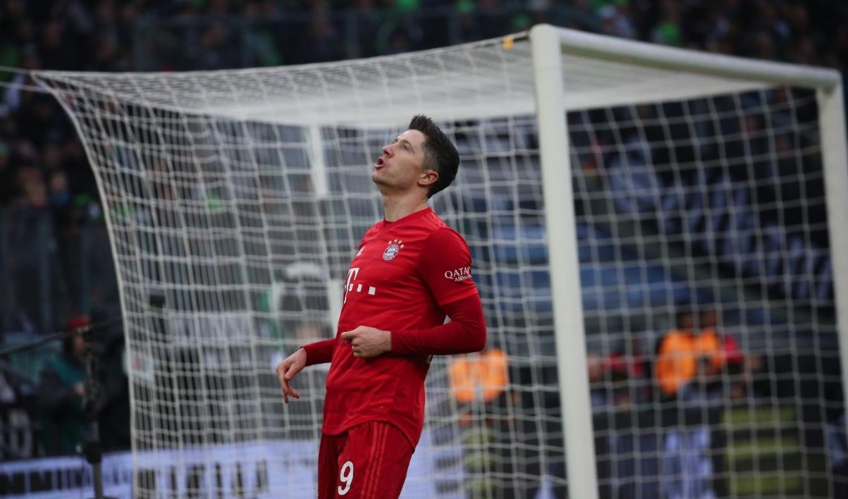 Двете поредни загуби на Байерн (Мюнхен) в Бундеслигата са в