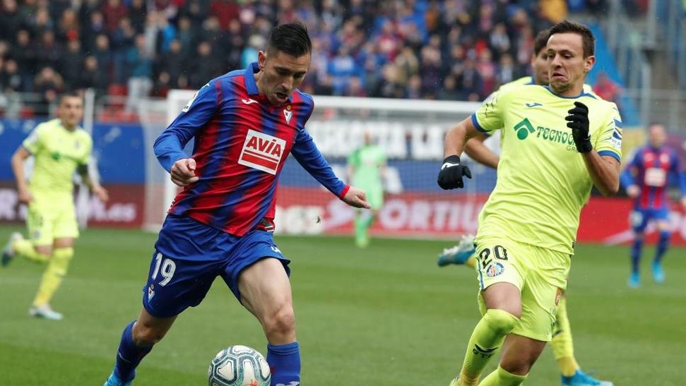 Хетафе продължава с блестящото си представяне в Ла Лига, след