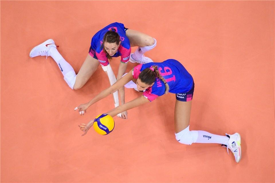 Игор Горгонзола (Новара) и Елица Василева останаха на четвъртото място