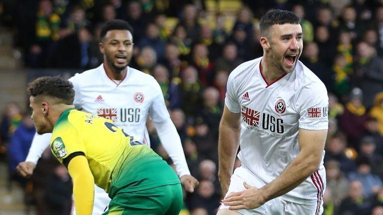 Шефилд Юнайтед прекъсна серията си от четири поредни мача без