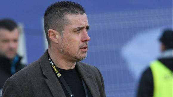 Наставникът на Витоша (Бистрица) Енгибар Енгибаров коментира след поражението с