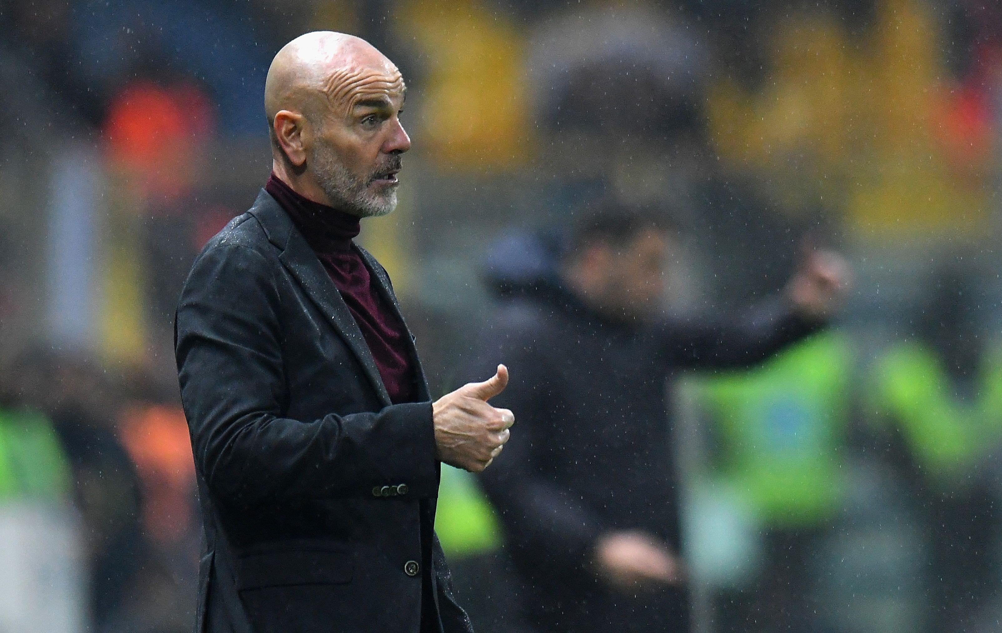 Треньорът на Милан Стефано Пиоли бе много доволен от победата