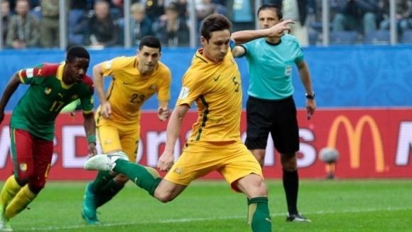 Капитанът на националния отбор на Австралия по футбол Марк Милиган