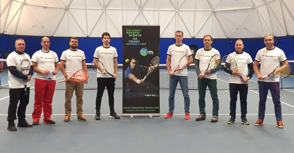 Осем от топ играчите на Интерактив тенис започват тази вечер