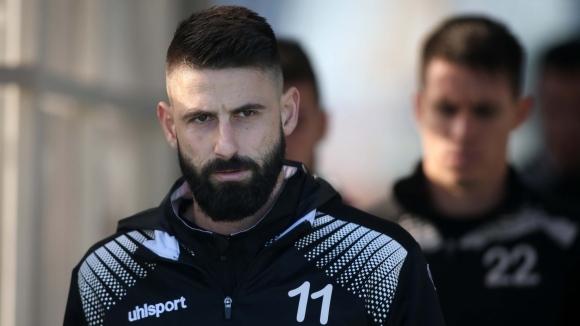 Капитанът на Локомотив (Пловдив) Димитър Илиев коментира успеха на тима