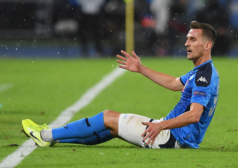 Треньорът на Наполи Карло Анчелоти получи две добри новини преди