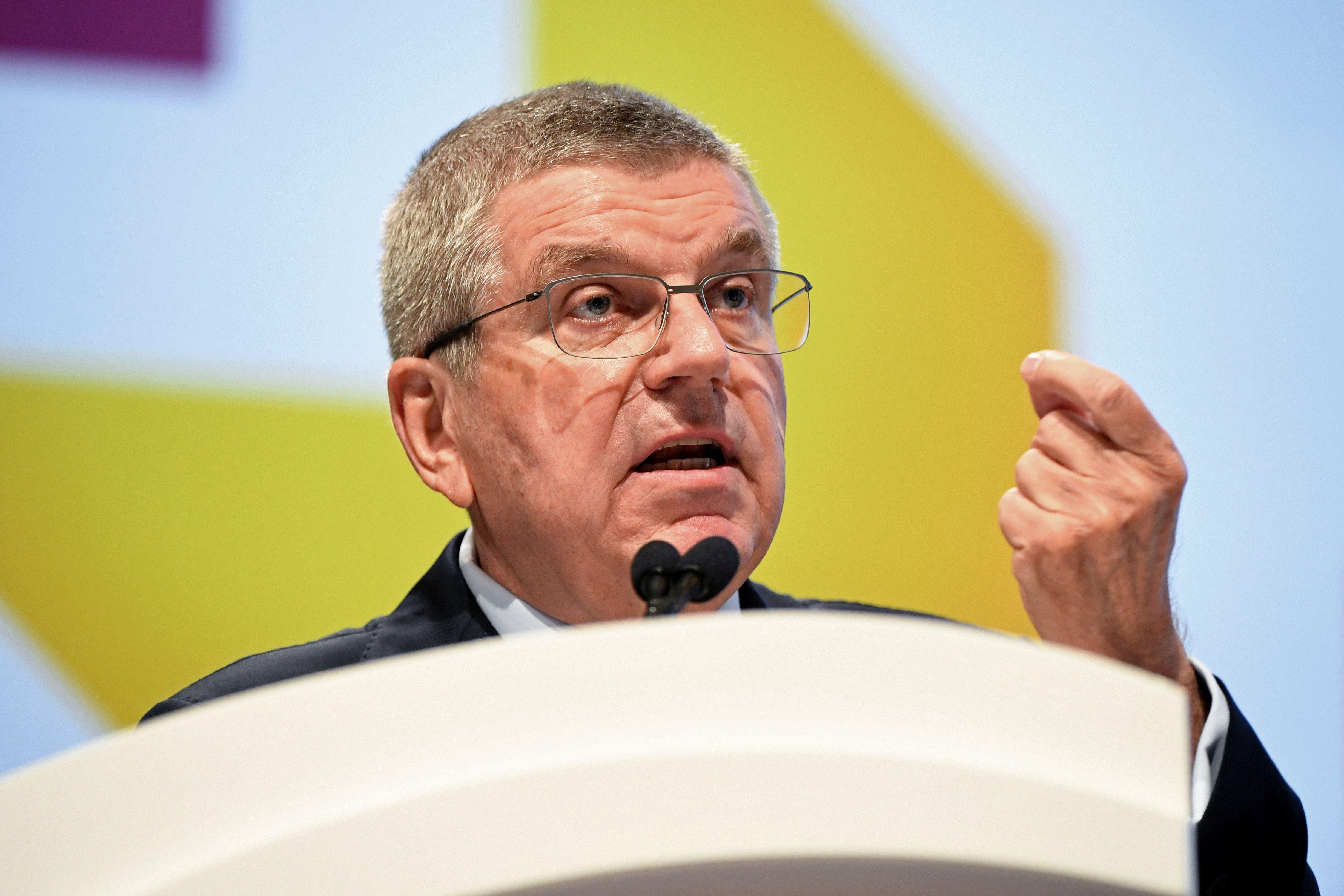 МОК ще изпълни решението на Световната антидингова агенция (WADA) да