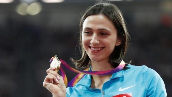 Руската звезда в скока на височина Мария Ласицкене обвини спортните