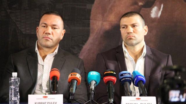 Звездата ни в професионалния бокс Кубрат Пулев е сигурен, че