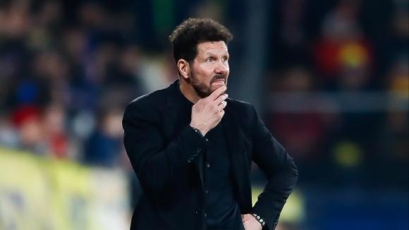 В последно време старши треньорът на Атлетико (Мадрид) сравни своя