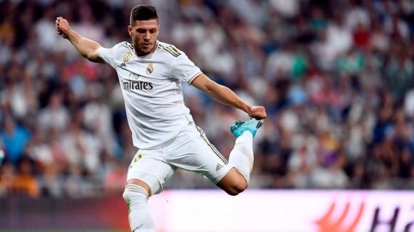 Лятната покупка на Реал Мадрид Лука Йович ще бъде титуляр