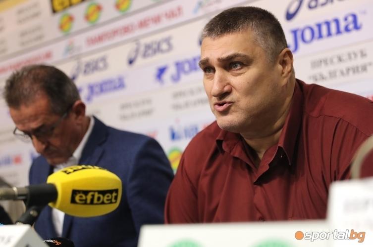 Членът на Управителния съвет на Българска федерация по волейбол и