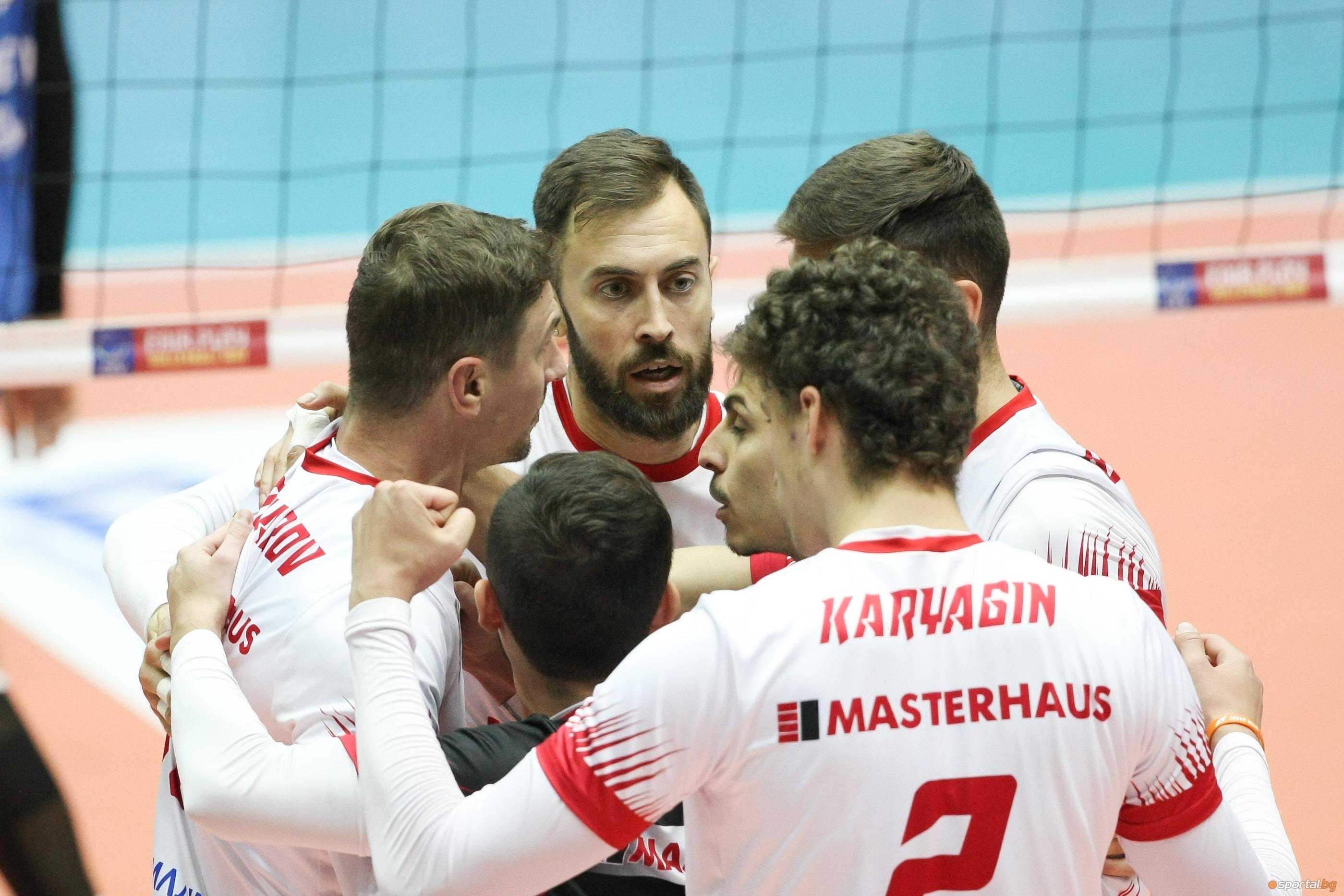 С обновен отбор Нефтохимик се изправя срещу Зенит Санкт Петербург