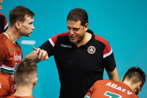 Старши треньорът на руския Локомотив (Новосибирск) Пламен Константинов говори след